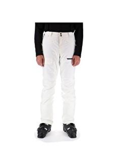 Sun Valley Fraxi Erkek Kayak Ve Snowboard Pantolonu Beyaz